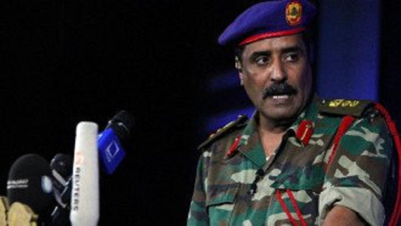 الجيش الليبي يؤكد: لم نخرق وقف إطلاق النار منذ 8 يونيو