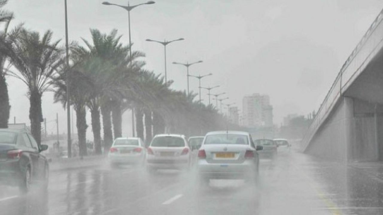 أمطار رعدية ورياح على بعض مناطق المملكة غداً حتى الأحد المقبل