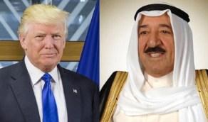 ترامب يكشف تفاصيل اجتماعه مع الوفد الكويتي