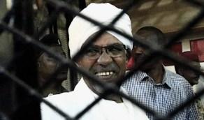 تأييد قرار سجن عمر البشير عامين