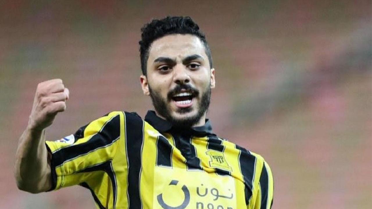 عبدالعزيز العرياني لاعب الاتحاد يعلن إصابته بكورونا