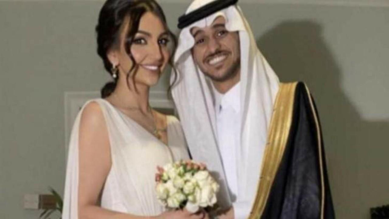 """هبة حسين توجه رسالة لجمهورها بعد زواجها من عايض القرني """" فيديو """""""