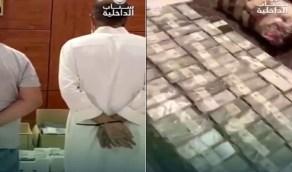بالفيديو .. الإطاحة بوافدين حولا وحدة سكنية لمقر لتزييف العملات