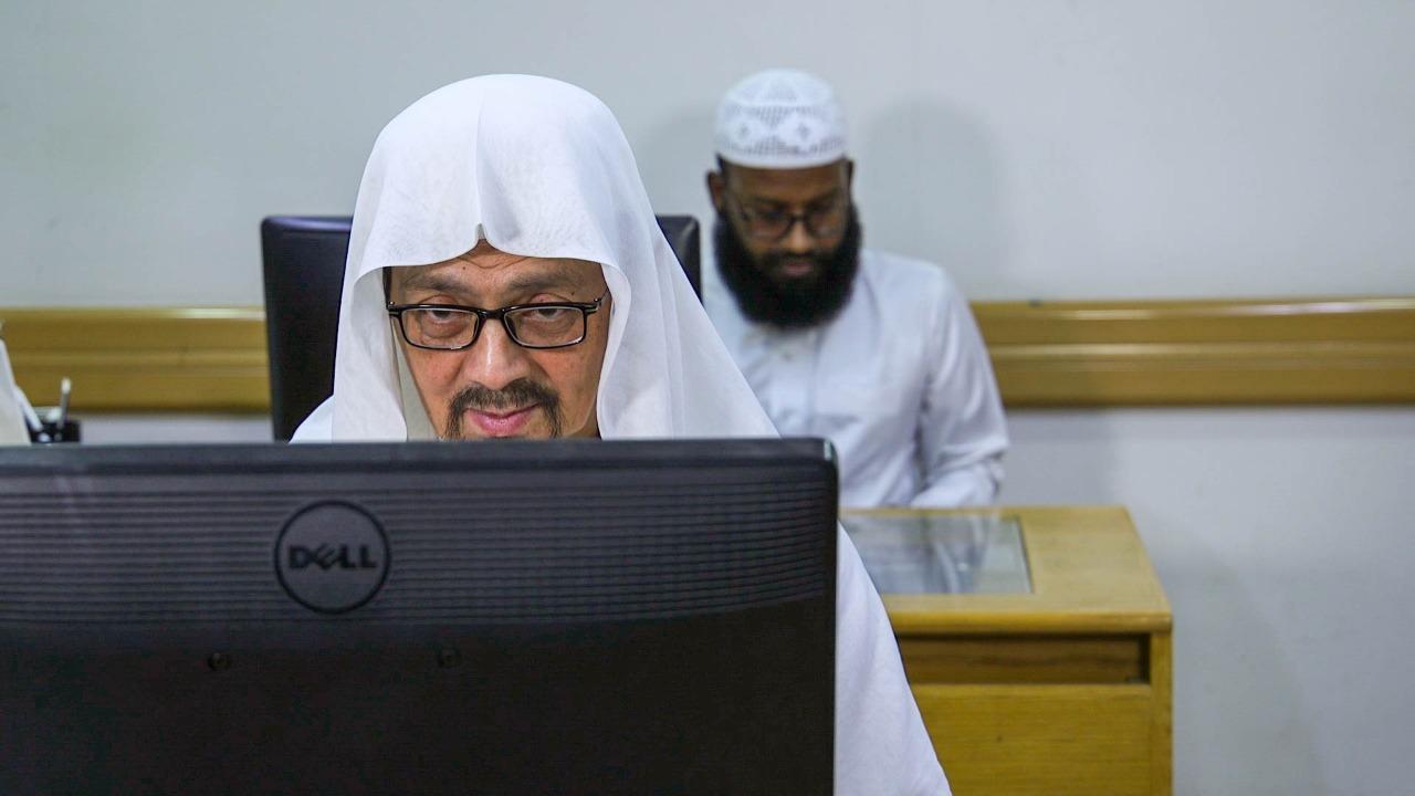 جمعية الدعوة بالجبيل تعرف الإسلام إلى 26 دولة عبر الدعوة الإلكترونية