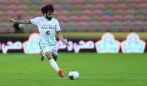 حسين عبدالغني يكسر الرقم القياسي كأكبر لاعب في تاريخ دوري أبطال آسيا