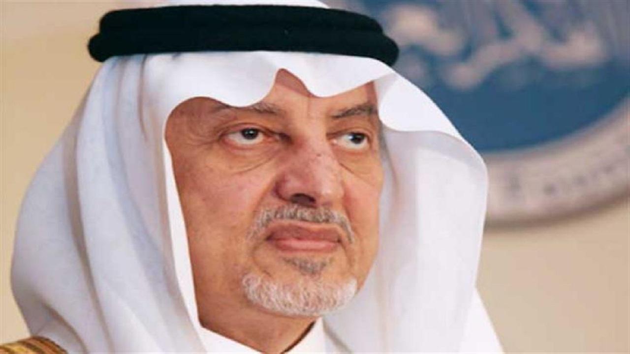 بالفيديو..الأمير خالد الفيصل يُنظم قصيدة جديدة بمناسبة اليوم الوطني
