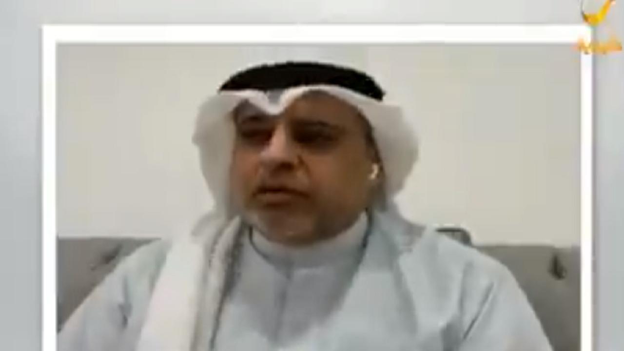 موقف إنساني لأمير الكويت الراحل مع ماضي الخميس ليلة زواجه