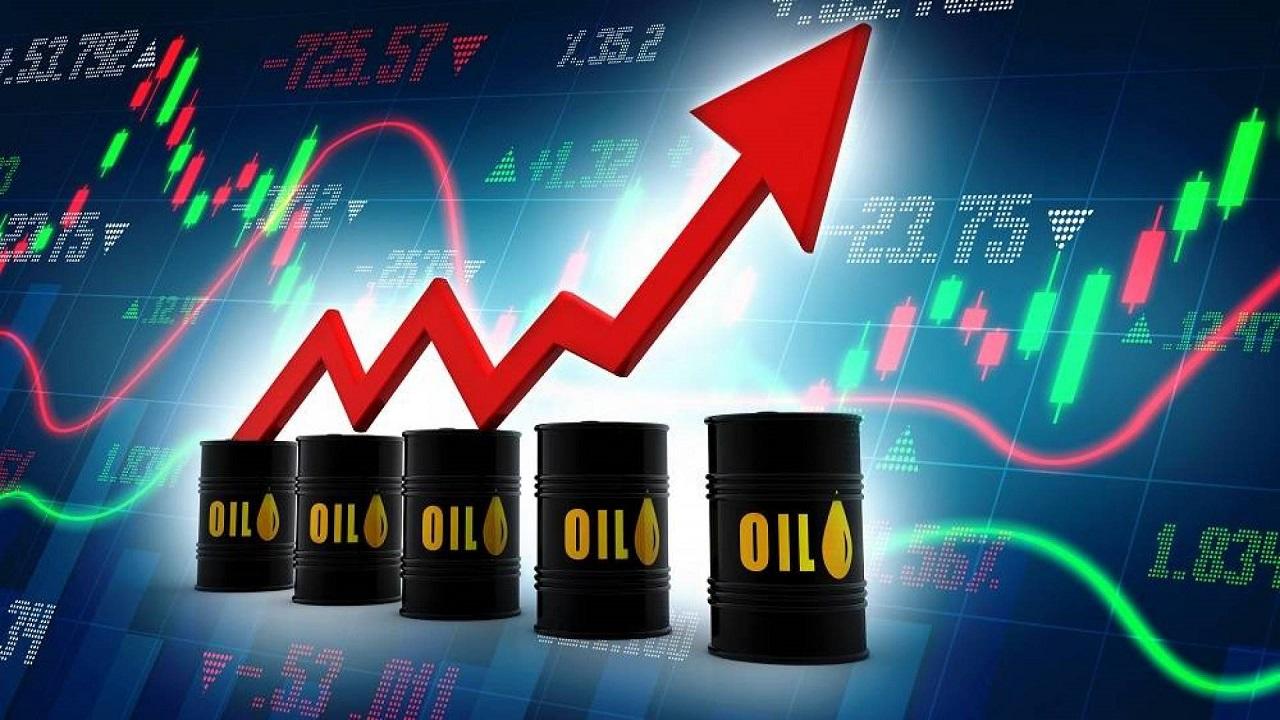 ارتفاع سعر النفط الخام عالميا