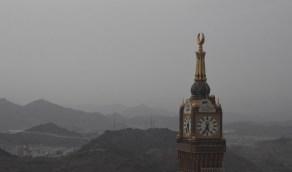 تنبيه من هطول أمطار رعدية على عدد من محافظات مكة المكرمة