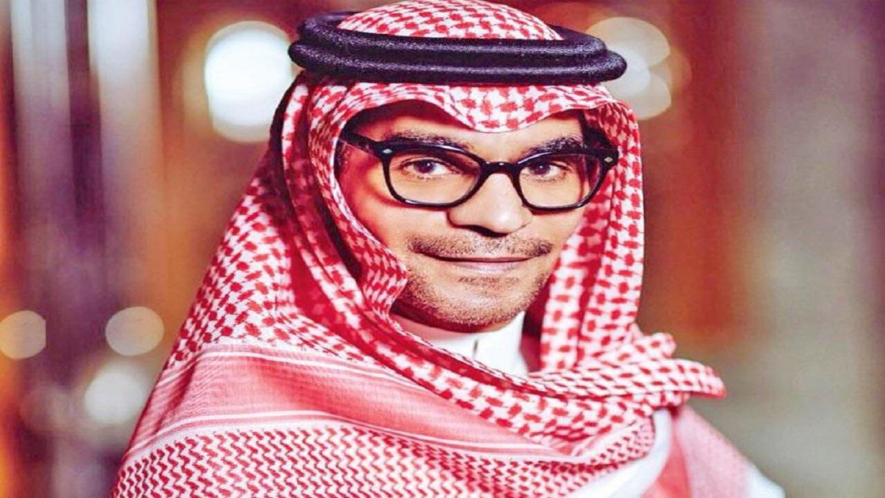 """تعليق يدفع رابح صقر لحظر حساب """"بدر خلف"""" في تويتر"""