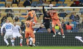 """يوفنتوس يسقطدينامو كييف في دوري أبطال أوروبا """" صور """""""