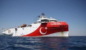 تركيا تستفز اليونان وتُمدد عمليات المسح والتنقيب بشرق البحر المتوسط
