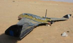 إسقاط طائرة استطلاع حوثية في الجوف
