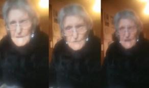 فيديو مؤثر.. بكاء مسنة داخل إحدي دور الرعاية لرؤية أبنائها