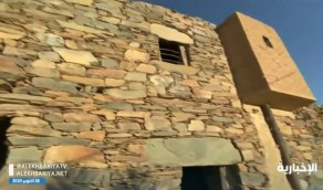 بالفيديو.. «بيت الباحة الأثري» يحكي حياة الأجداد الذين عاشوا على قمم الجبال