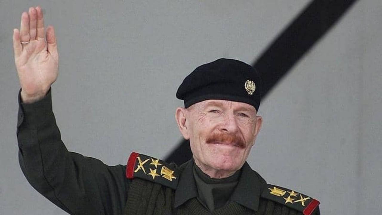 الموت يغيب عزة الدوري نائب رئيس النظام العراقي السابق