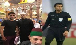 ظهور حكم النصر وبيرسبوليس في الحسينية يغضب النصراويين