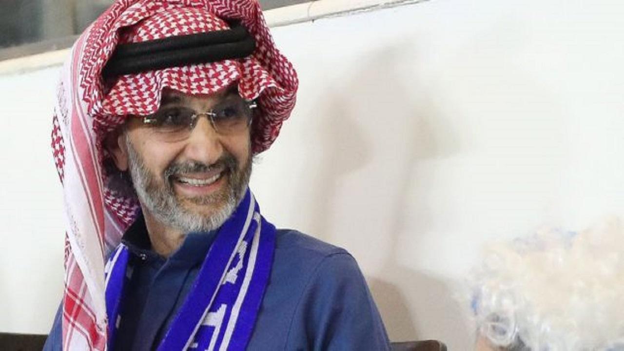 الوليد بن طلال يتكفل بقيمة انتقال فييتو للهلال