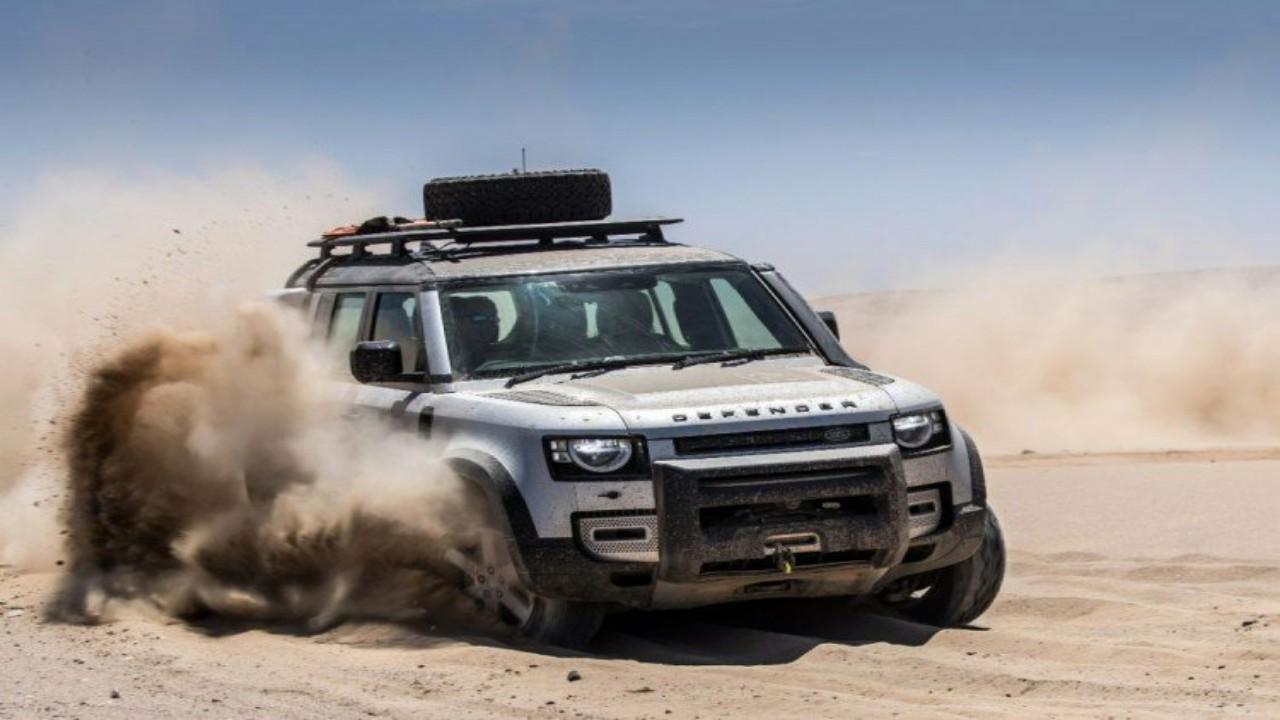تكنولوجيا جديدة منجاكوار لاند روڤر لتطوير سيارات المستقبل