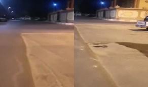 بالفيديو.. أمانة نجران تعلق على شكوى عدم استكمال أحد مشروعات السفلتة