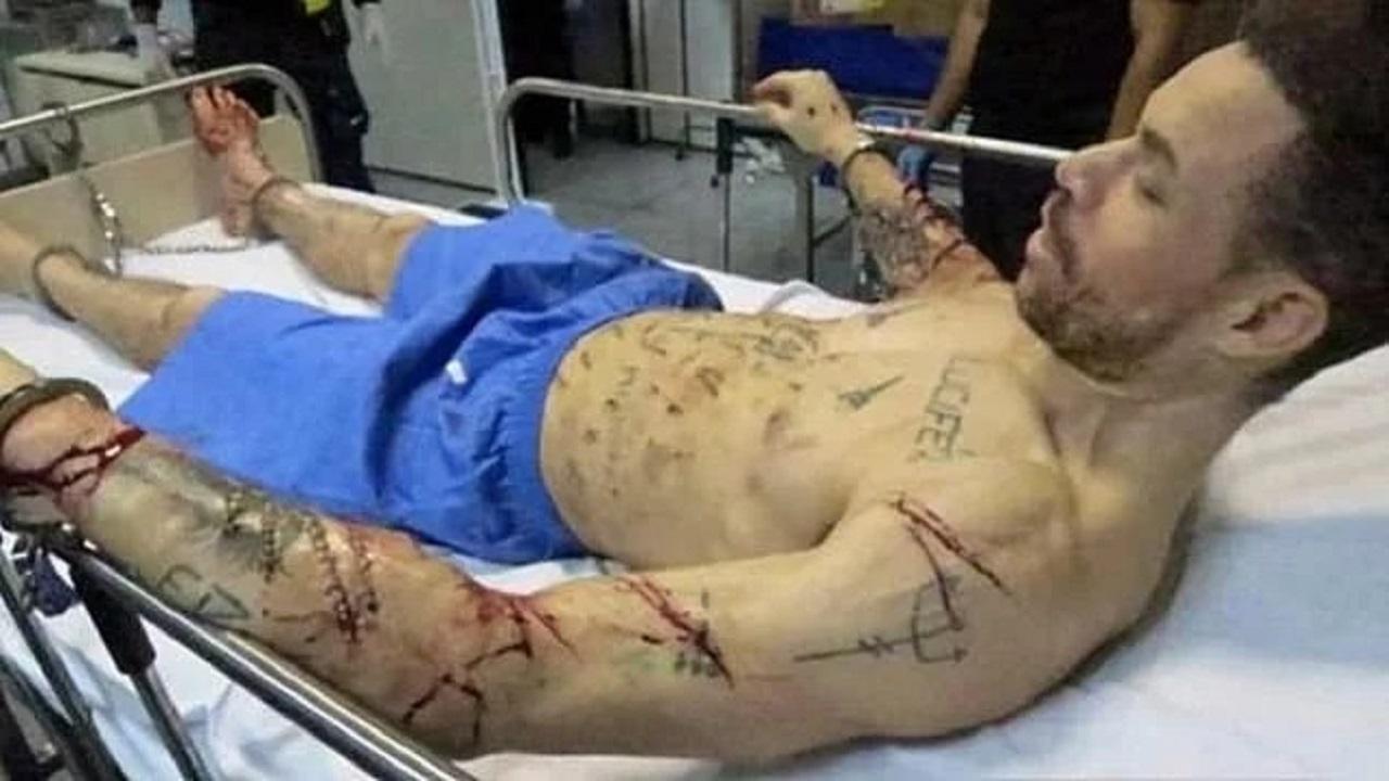 مجرم يذبح 48 سجينا داخل محبسه