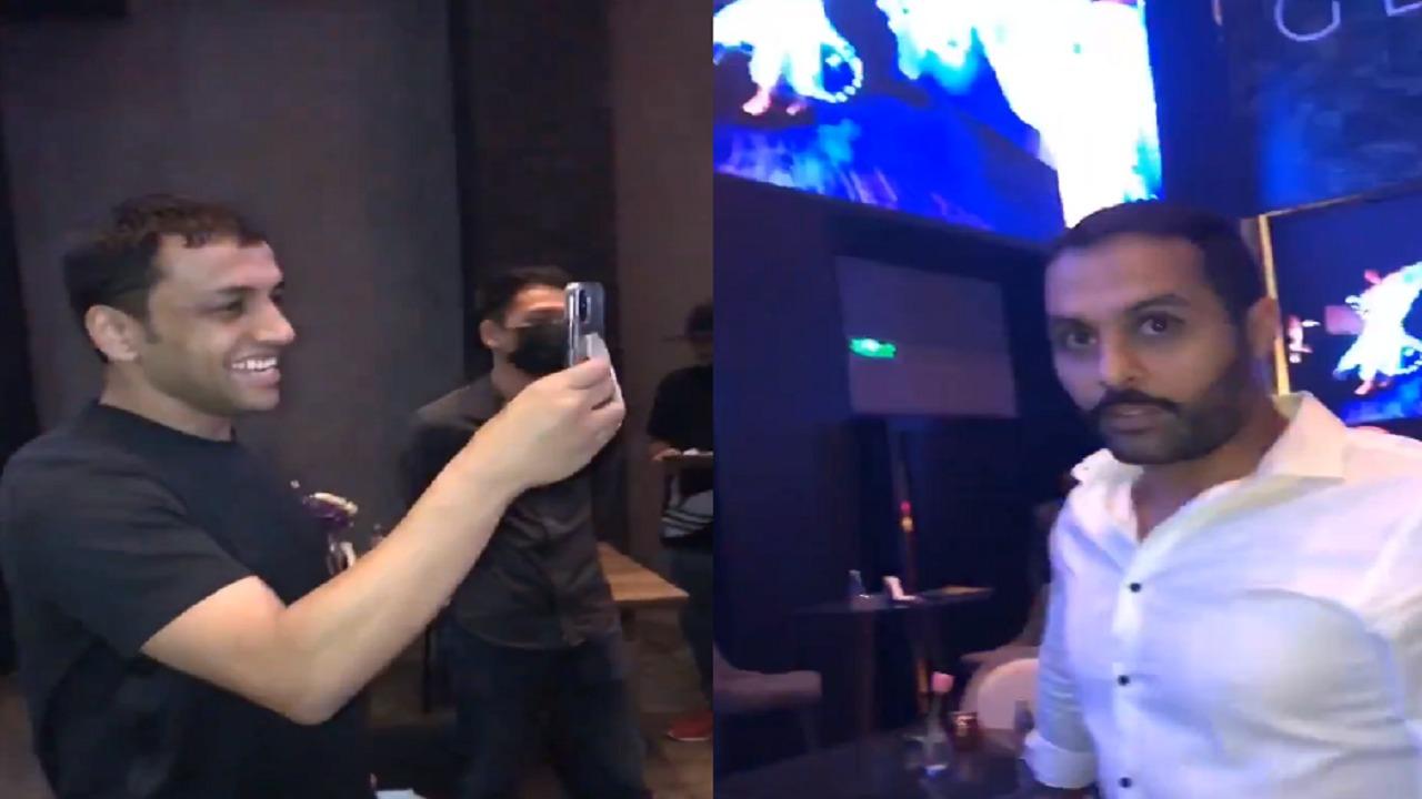 """بالفيديو.. ياسر القحطاني لمحمد الشلهوب: """"تعوّد على كلمة أكل ومرعى وقلة صنعة"""""""