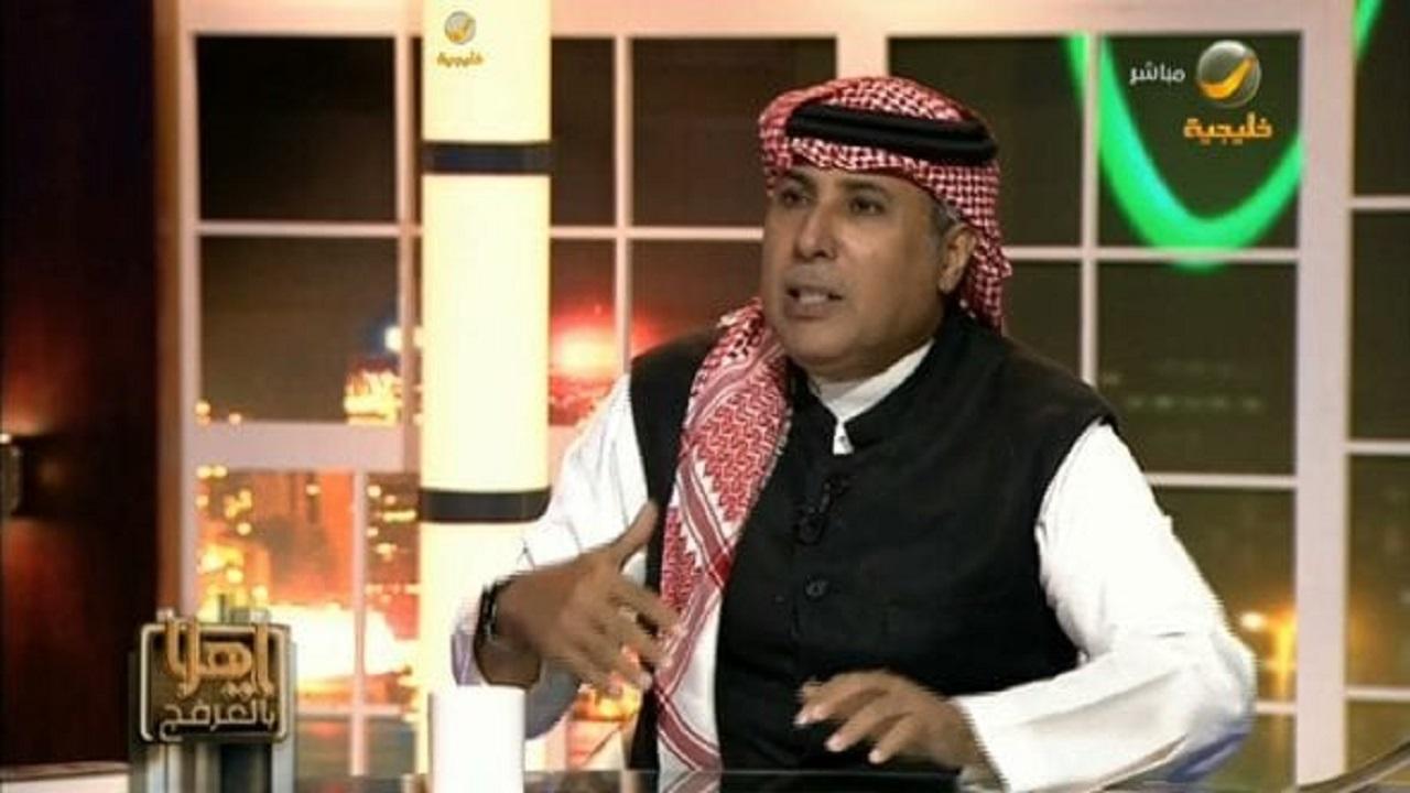 بالفيديو.. أحمد العرفج: المقيم لا يجب أن يجلس في المملكة أكثر من 4 سنوات