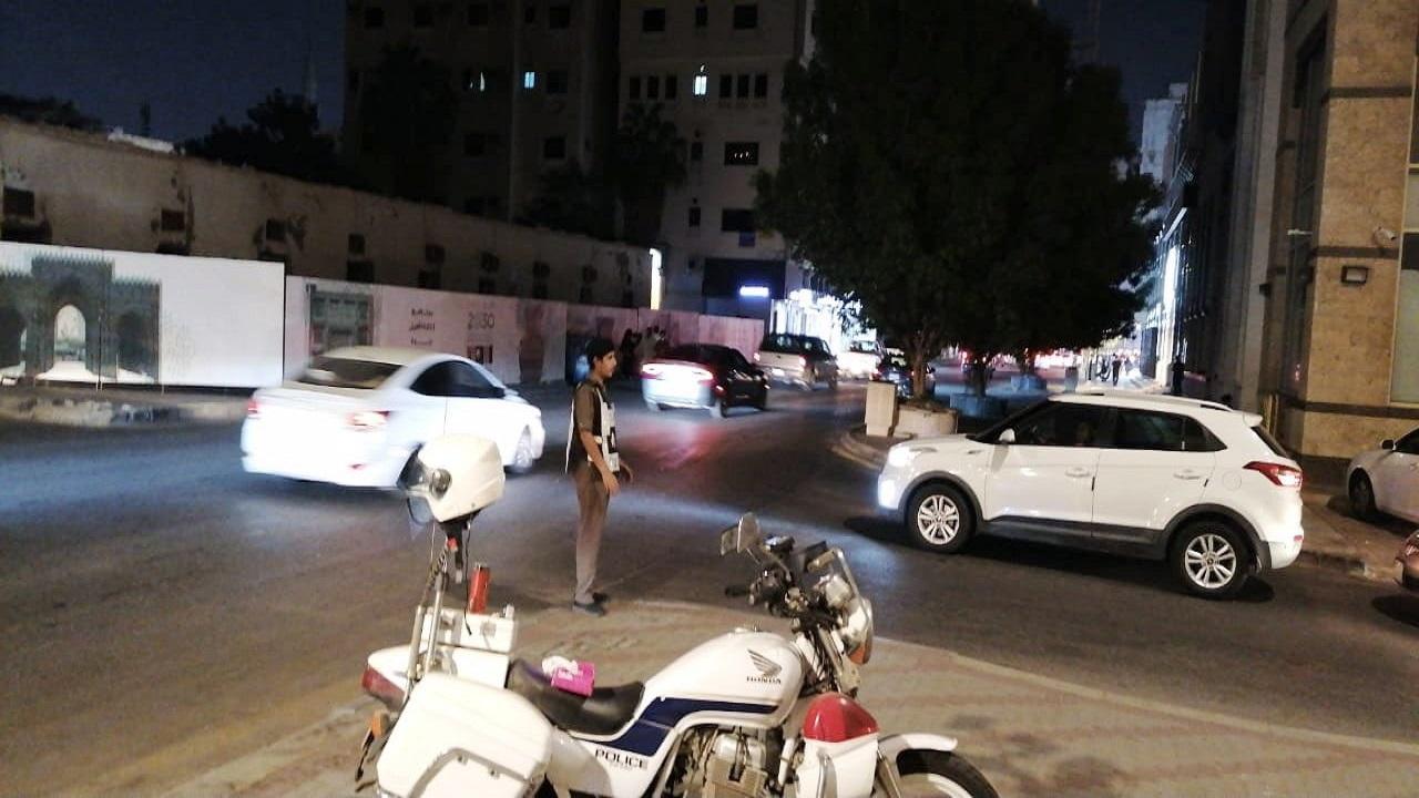 مرور جدة: «إعادة فتح ميدان البيعة بالمنطقة المركزية » (صور)