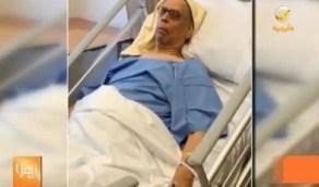 كشف آخر التطورات الصحية للفنان علي المدفع بعد إصابته بكورونا