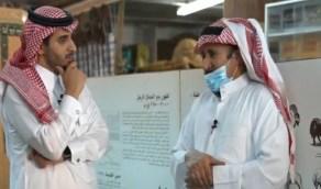 """مواطن: الأمير سلطان بن سلمان سلّمني ترخيص متحفي بنفسه وبخط يده """" فيديو """""""