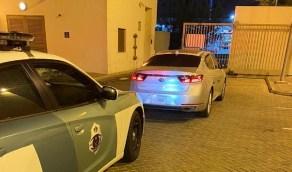 القبض على قائد مركبة متهور في جدة