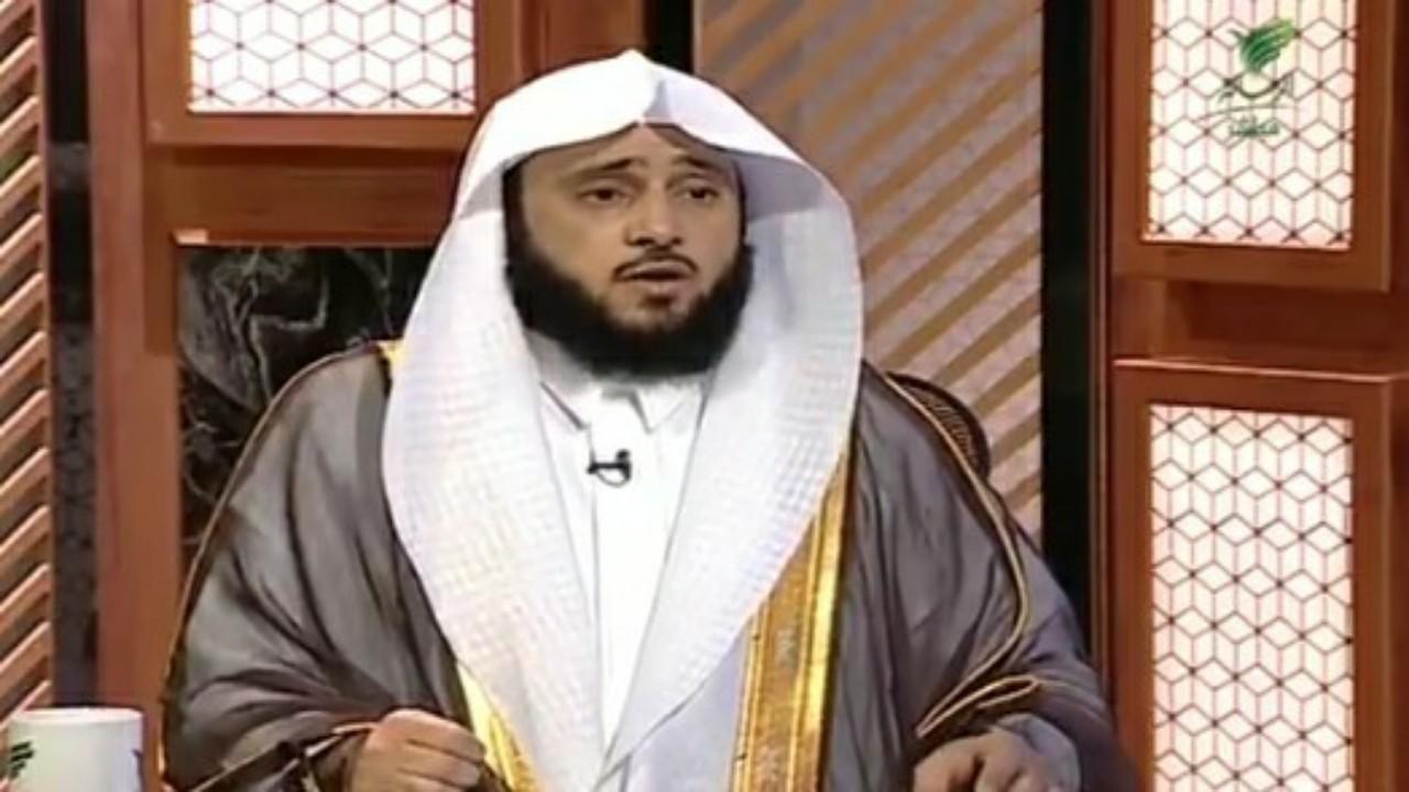 بالفيديو.. السلمي يوضح حكم أكل المرأة مع إخوة زوجها