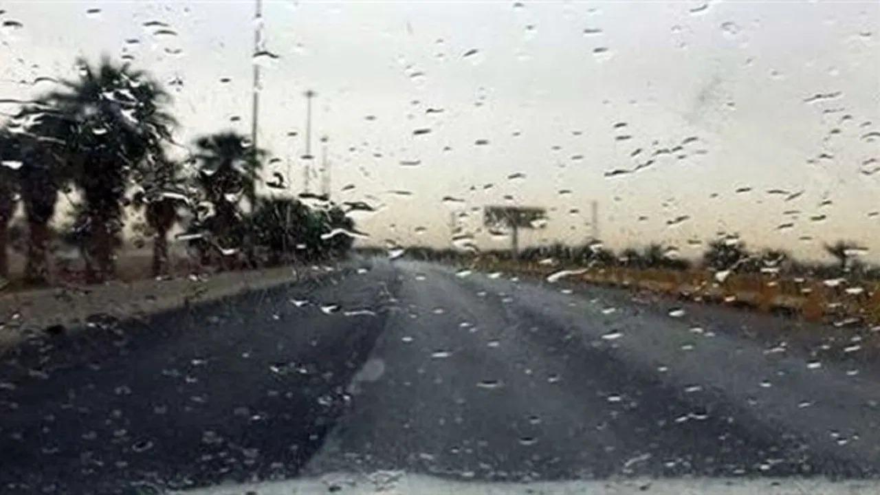 الحصيني: أمطار مصحوبة بحبات البرد على مكة والمدينة