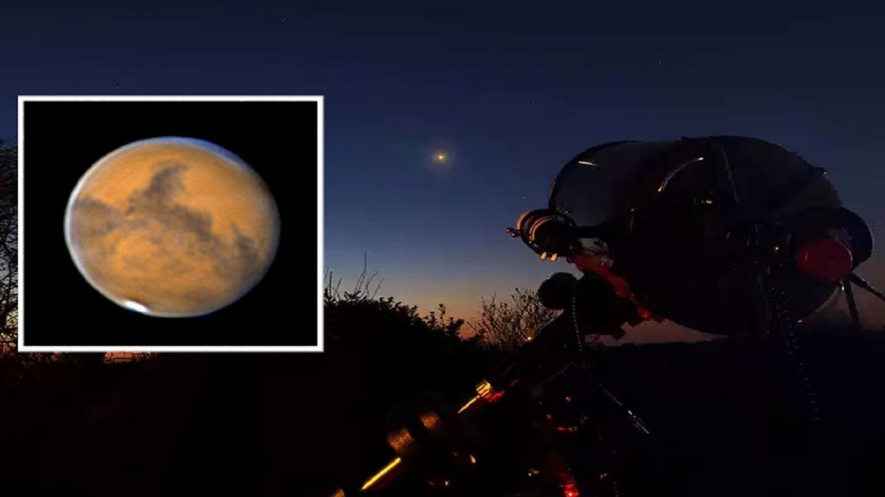فلكية جدة: أقرب مسافة بين المريخ والأرض الثلاثاء المقبل