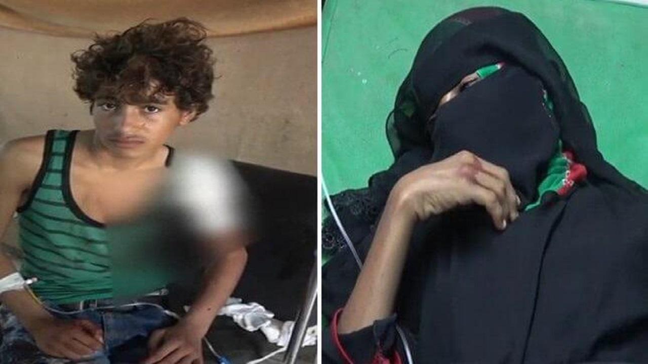 """مصرع وإصابة 4 أشخاص في جرائم قنص ارتكبتها مليشيات الحوثي """"فيديو"""""""