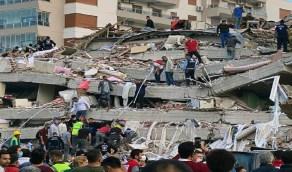 «المسند» يعلق على زلزال إزمير ويوضح علاقته بطقس تركيا