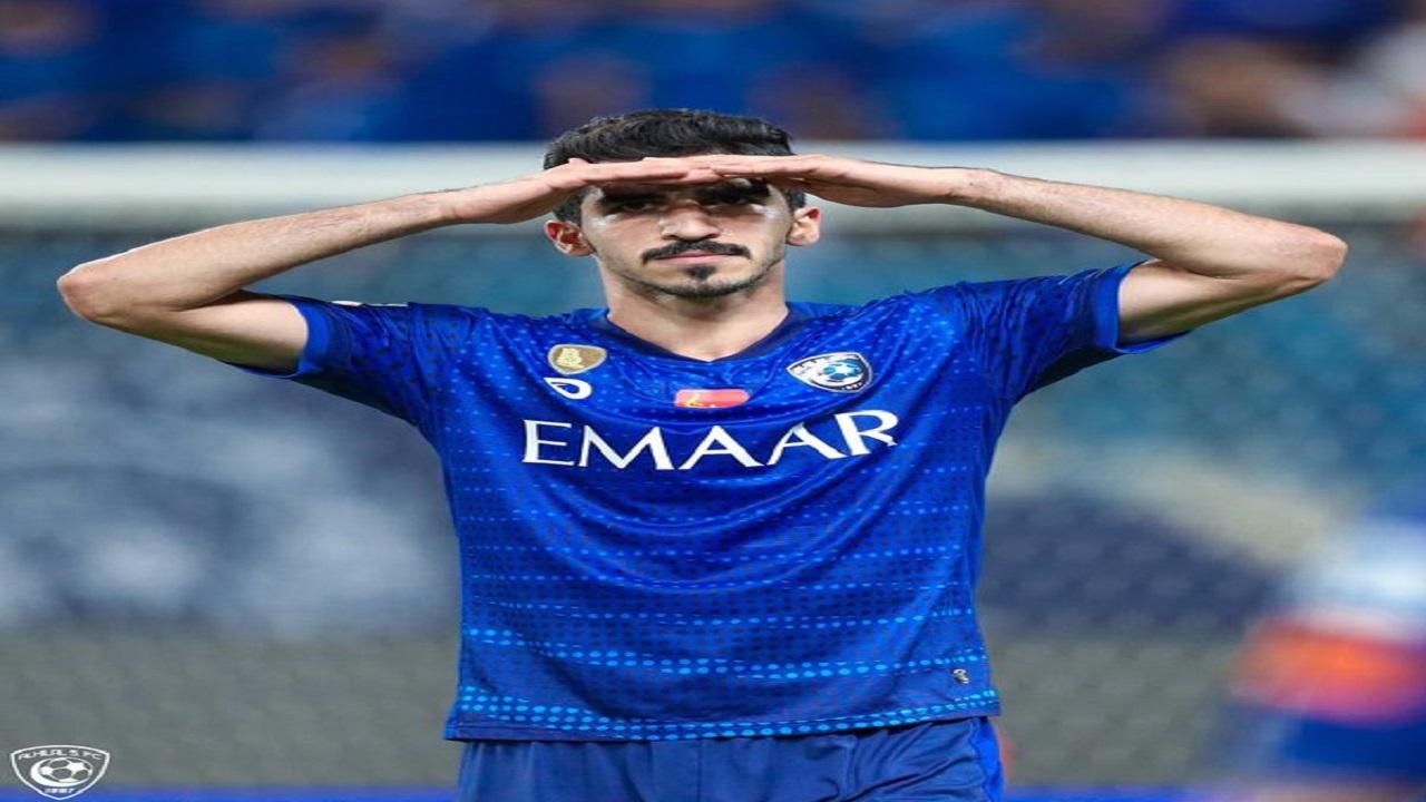 مدافع الهلال على أعتاب نادي الاتحاد