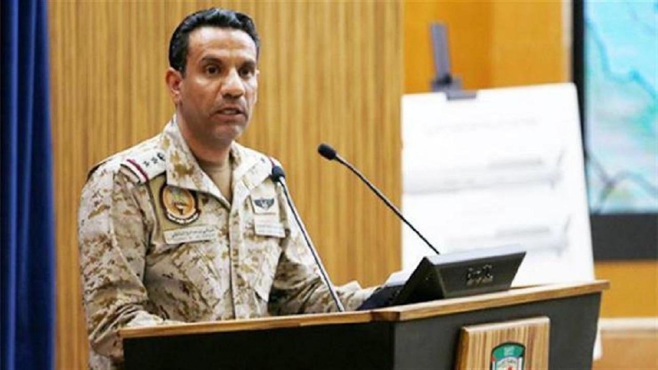 التحالف يُحبط هجومًا إرهابيًا حوثيًا جنوب البحر الأحمر