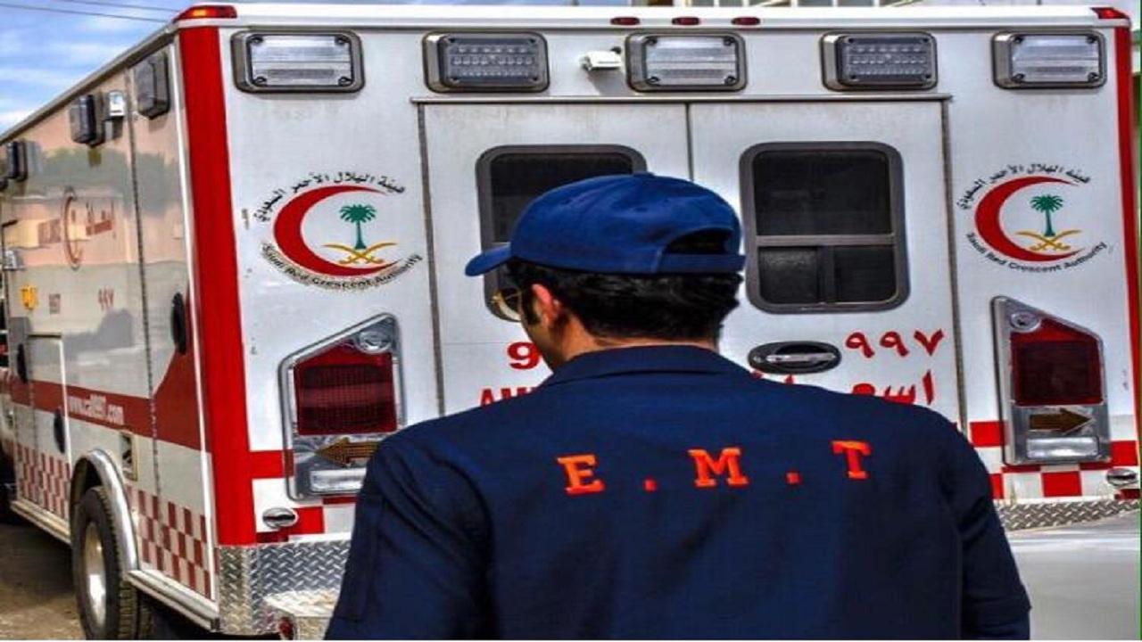"""الهلال الأحمر بالباحة يستقبل """"970"""" بلاغا إسعافيا خلال شهر سبتمبر"""