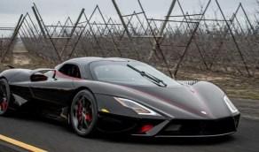 إطلاق أسرع سيارة في العالم بنحو 5 مليون ريال