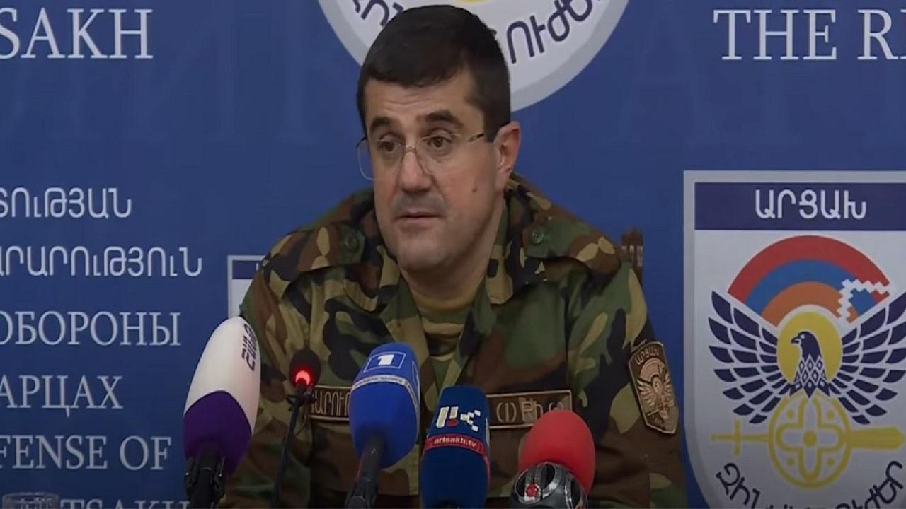 """أذربيجان تعلن إصابة رئيس جمهورية """"قرة باغ"""" بإصابات خطيرة"""