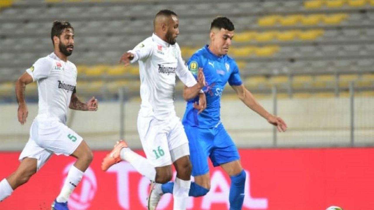 مصير مباراة إياب الزمالك والرجاء المغربي بعد ظهور 8 إصابات كورونا