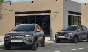 داتشا تطرح طراز جديد من سيارتها الكهربائية Spring Electric