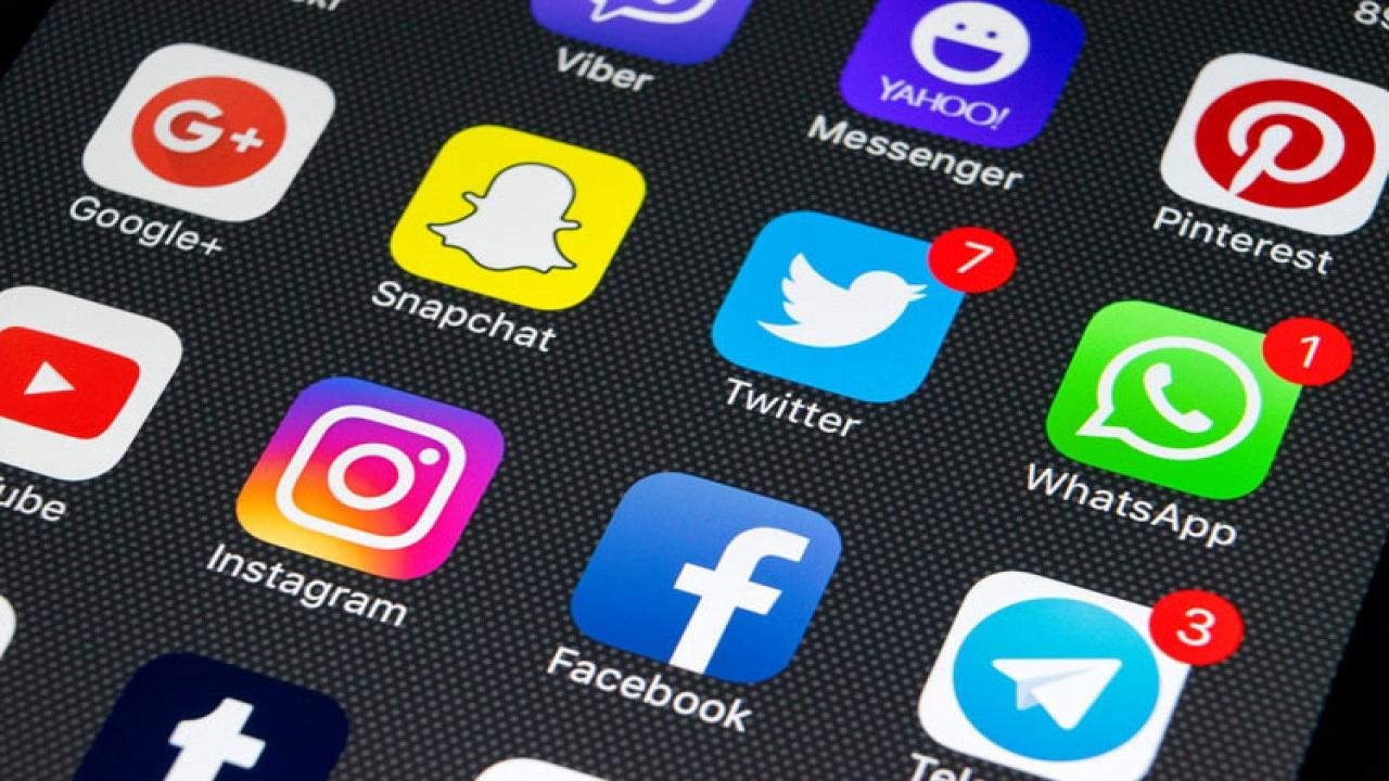 """""""سناب شات"""" الأقل استخداما في تطبيقات التواصل الاجتماعي بالمملكة"""
