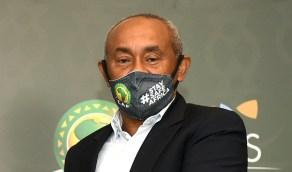 إصابة رئيس الكاف أحمد أحمد بفيروس كورونا بعد وصوله القاهرة