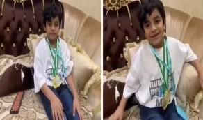 بالفيديو.. طالب سعودي بإبتدائية ينبع يحصد المركز الأول عالمياً في الحساب الذهني للرياضيات