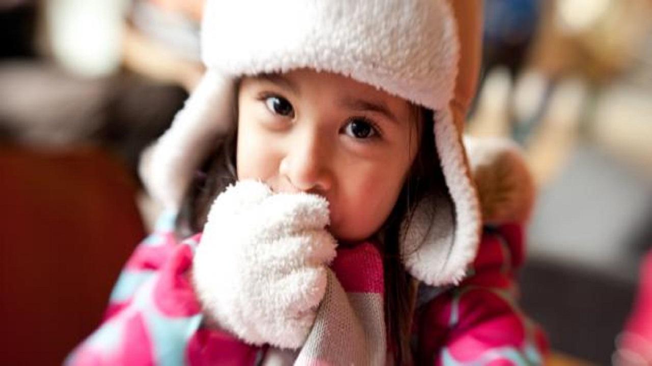 نصائح هامة للحفاظ على صحة طفلك في الشتاء