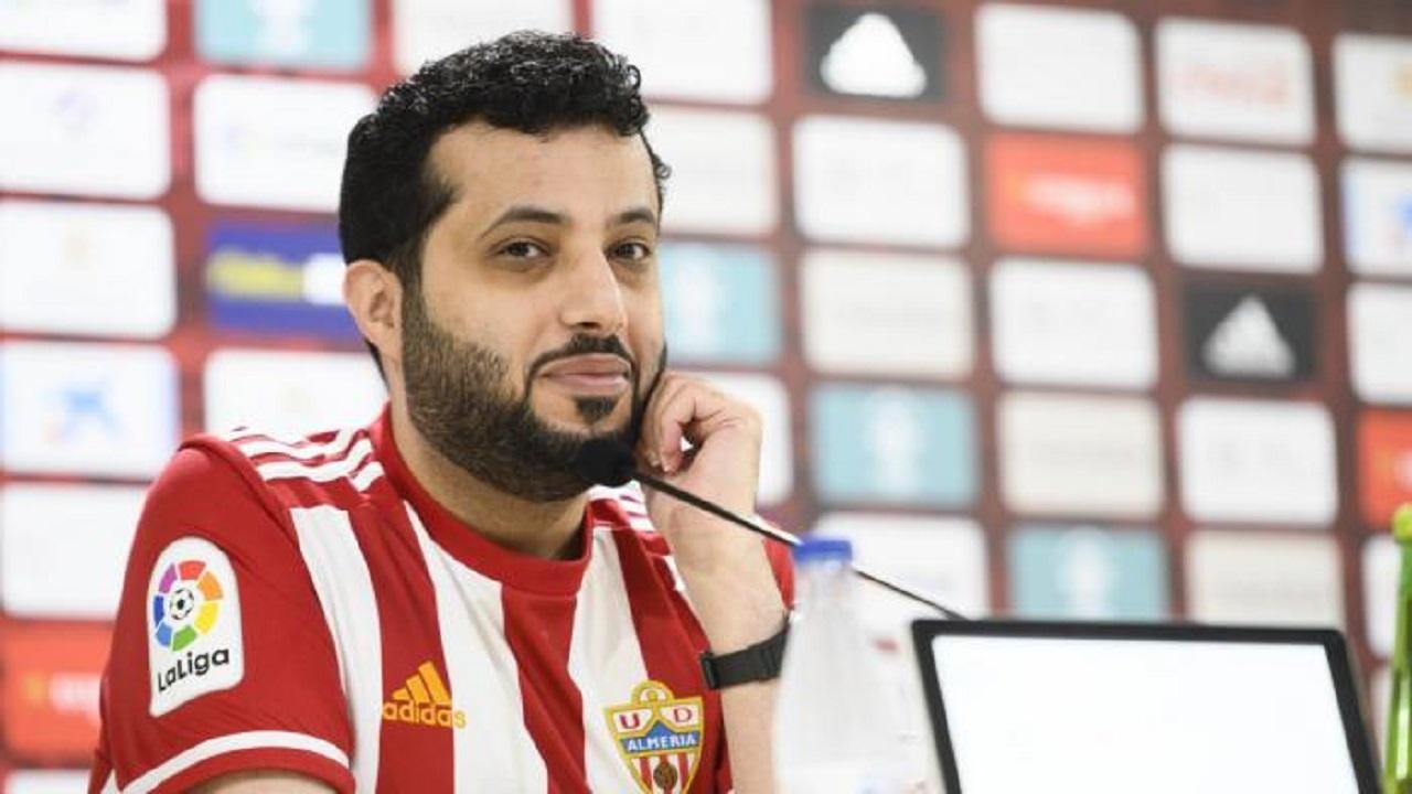 آل الشيخ يخصص 50 ألف ريال لمتوقع نتيجة مباراة ألميريا القادمة