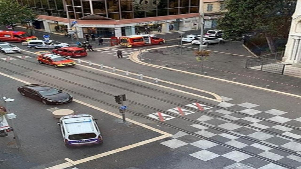 بالصور.. ارتفاع عدد ضحايا حادث الطعن في مدينة نيس الفرنسية