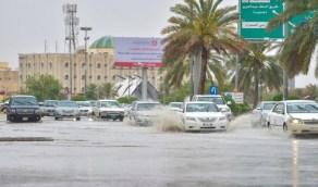 الحصيني: أمطار على عدة مناطق تستمر حتى الغد